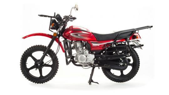 Мотоцикл FORESTER 200