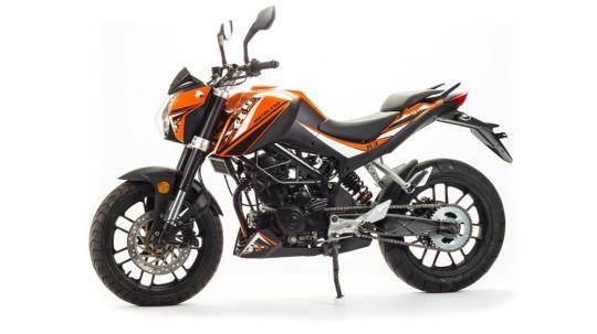 Мотоцикл R3 250