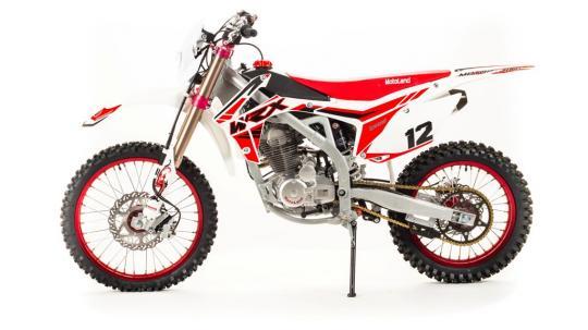 Мотоцикл Кросс WRX250 LITE