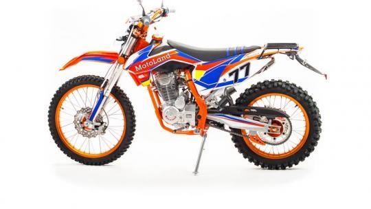 Мотоцикл Кросс 250 WRX250 KT с ПТС