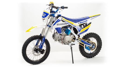 Мотоцикл Кросс 125 XT125-17/14