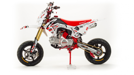 Мотоцикл Кросс CRF125 SM