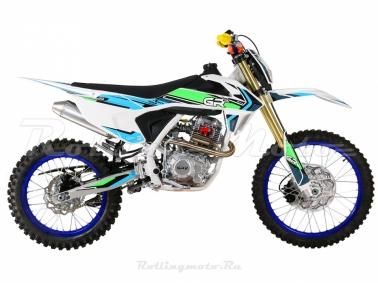 Мотоцикл GR2 250 Enduro OPTIMUM 21/18
