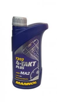 Масло Mannol 4Т 7202 ма2 1л