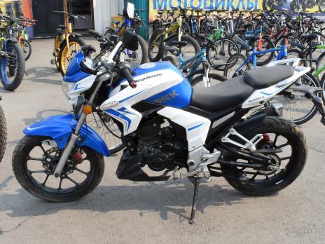 Мотоцикл Regulmoto SK200-10А