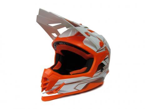 Шлем кроссовый ATAKI
