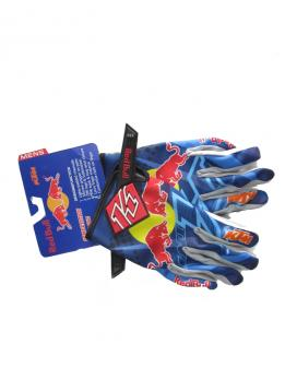 Перчатки Red Bull белые