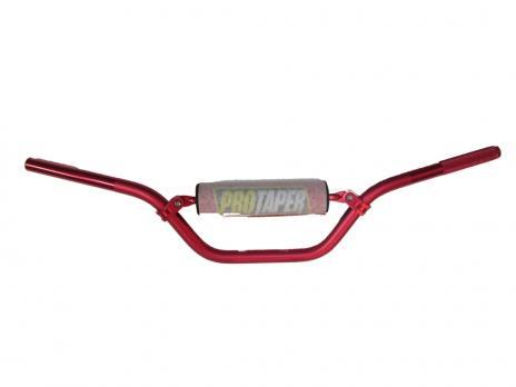 Руль PRO TRAPER D22 красный