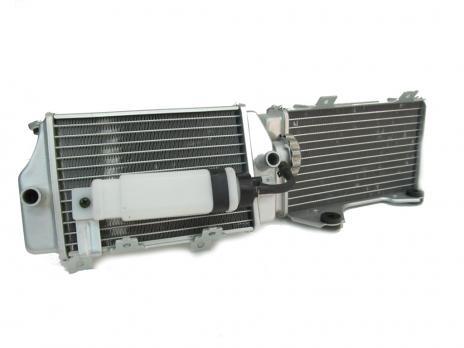 Радиатор для мотоцикла