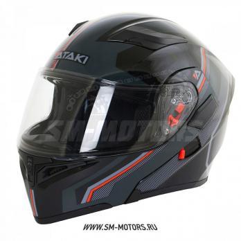 Шлем (модуляр) Ataki JK902 Shape