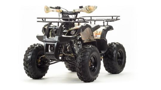Квадроцикл 125 FOX Камуфляж 2021г.